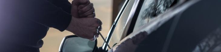 210 000 victimes de vols de voiture ou de tentatives ont été inventoriées en France en 2017
