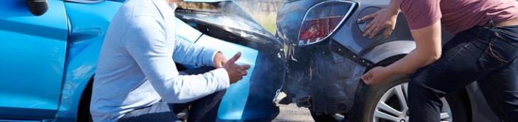 Les accidents dus aux conducteurs sans assurance augmentent