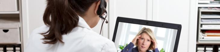 L'Assurance maladie rembourse la téléconsultation, mais émet quelques réserves