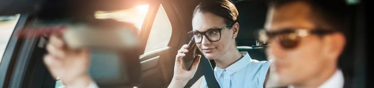 Assurance auto pour chauffeur VTC