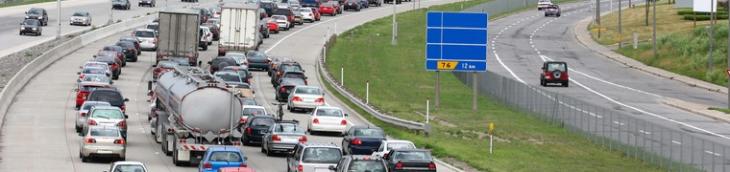Les automobilistes québécois surpris par l'augmentation de leur prime d'assurance