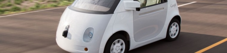 Google Car autorisation conducteur