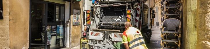 camions-poubelles électriques Madrid