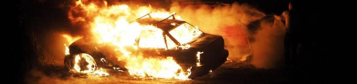 Des centaines de véhicules ont été incendiés partout en France au cours de la nuit de la Saint-Sylvestre