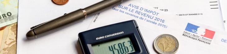 décision conseil constitutionnel impôts agents généraux indemnité