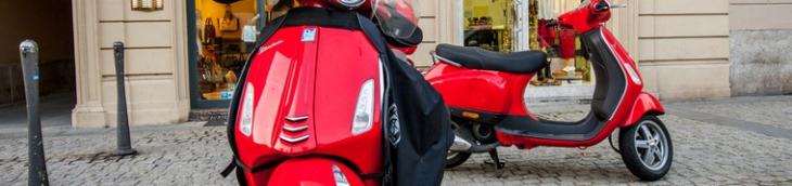 Le constructeur italien Piaggio propose une Vespa électrique