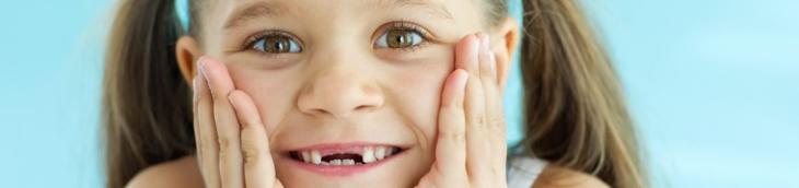 dents lait sont utiles jetez plus