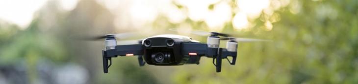 Le drone au service de la surveillance routière