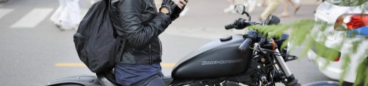 Une enquête expose l'imprudence des jeunes motocyclistes