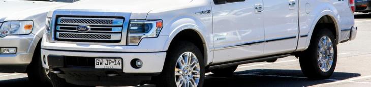 Ford F-Séries remporte le titre de la voiture la plus vendue au monde