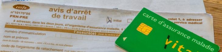 Le gouvernement prévoit de supprimer les feuilles d'arrêts maladie