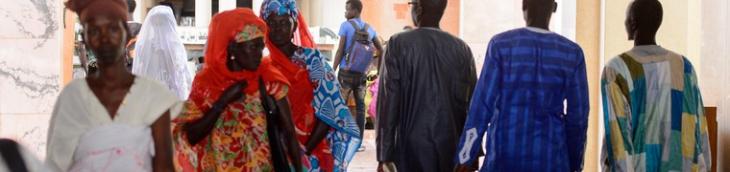 La majorité de la population sénégalaise est exclue des régimes de protection contre le risque maladie