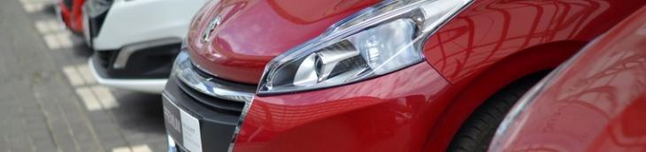 Le marché automobile français a connu un léger trou d'air en mars