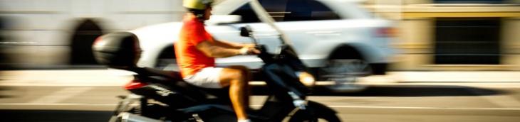 Les motards et les scootéristes français négligent souvent les équipements de sécurité
