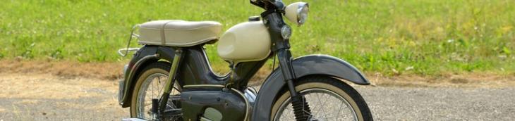 70 motos anciennes retrouvées près de Nîmes