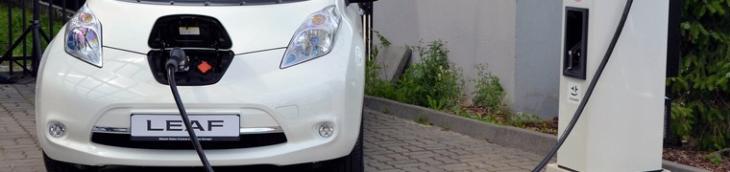 La Nissan Leaf e+ se démarque par son autonomie