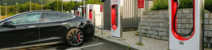 La Norvège demeure le leader mondial de la voiture électrique