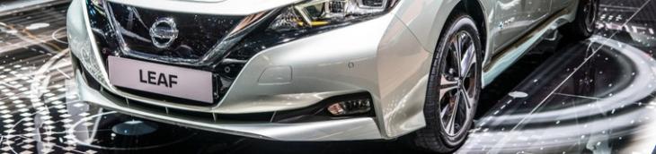 La nouvelle Nissan Leaf connait déjà un franc succès en France