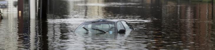Orages et inondation en France, les dégâts sont considérables
