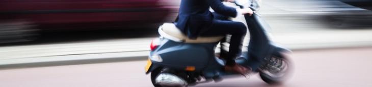 Peugeot marché scooters connectés
