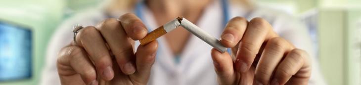 La politique gouvernementale visant à réduire le nombre des fumeurs semble efficace