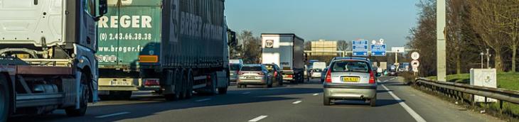 Près de 700 000 chauffeurs sillonneraient les routes sans le fameux papier rose