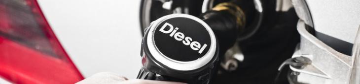 Près de 30 % des automobilistes roulant à l'essence veulent passer au diesel