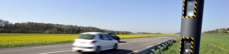 radar tourelle terreur routes