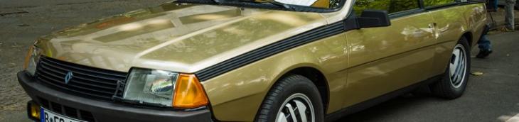 Renault Fuego retrouve de sa superbe