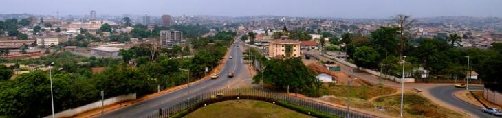 Les routes camerounaises sont remplies de voitures usagées et importées