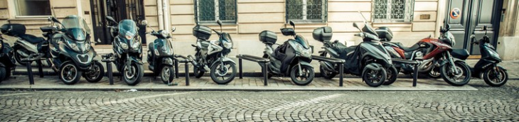 Les scooters électriques pourraient révolutionner la mobilité urbaine