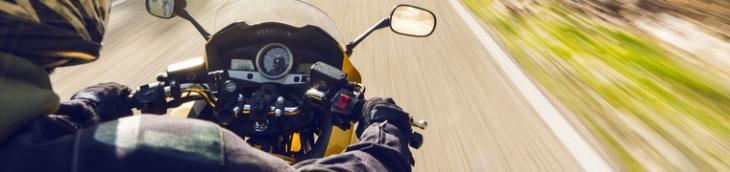 La Sécurité routière participe à la démocratisation de l'airbag pour deux-roues