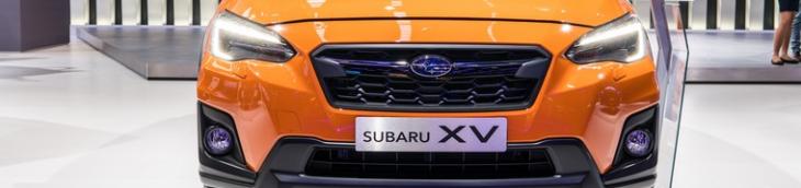 XV SUV Subaru