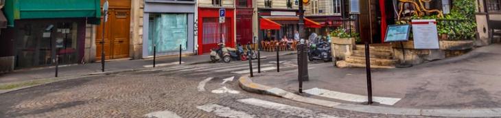 Les trottoirs ne sont plus uniquement dédiés aux piétons