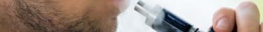 La cigarette électronique n'est pas sans danger