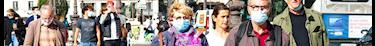 Le Coronavirus regagne incontestablement du terrain sur le territoire français