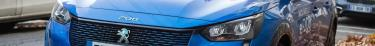 Le délai nécessaire pour charger la Peugeot e-208 se raccourcit