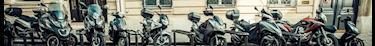 Levée de boucliers contre le projet de stationnement payant des deux-roues à Paris