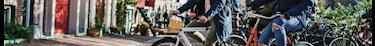 Des pistes cyclables ont été aménagées à Rouen pour faire respecter la distanciation sociale