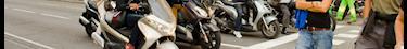 Quelles normes pour régir le stationnement et la circulation des motos partagées à Barcelone ?