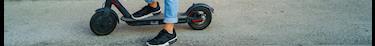 Rouler en trottinette électrique n'est pas plus risqué qu'en vélo