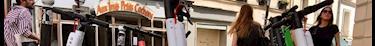 Seat propose un service de recharge gratuit pour les trottinettes à assistance électrique à Paris