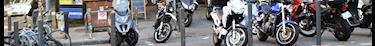 L'utilisation de deux-roues commence à devenir problématique en France