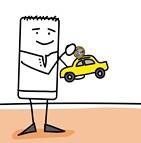 Les voitures les moins chères à assurer