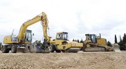 Assurance bris de machine et engins de chantier