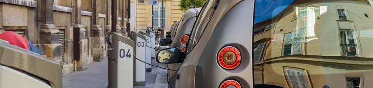 2 500 emplacements laissés par Autolib' seront à la disposition des véhicules électriques