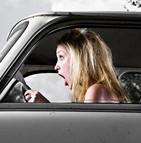 Accident voiture femme non assurée