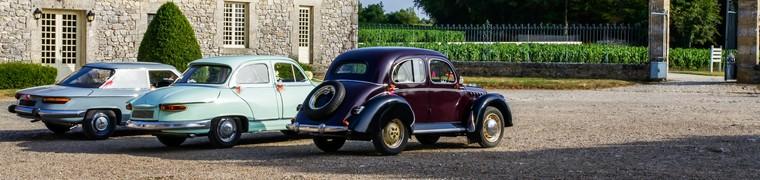 Les voitures anciennes sont toujours populaires