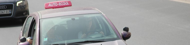 Les auto-écoles contestent la réforme du permis de conduire