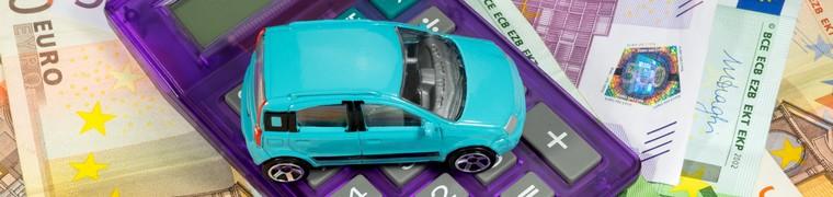 Budget automobile hausse 2018